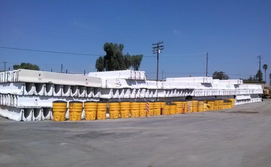 Traffic Control Southern California Barricades Cypress